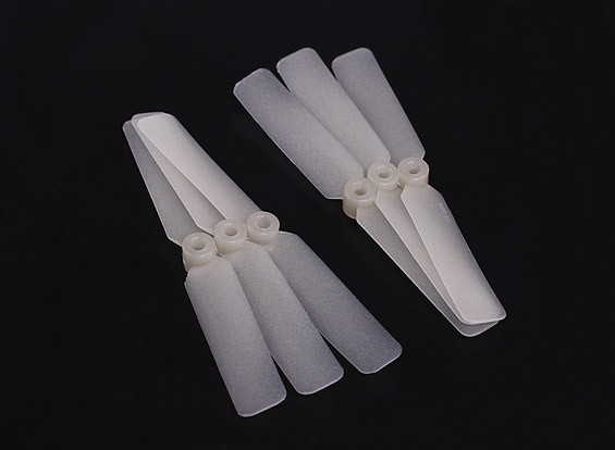 Glow In The Dark 4x2.5 Propellers (Standard and Counter Rotating)(6pc/bag)