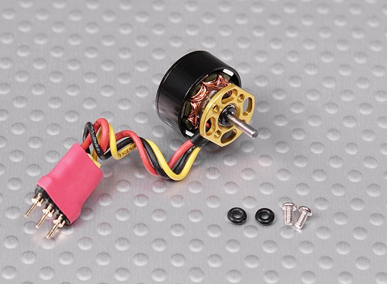 14000KV Brushless Main Motor for Micro Heli (suits MCPX, FBL100)