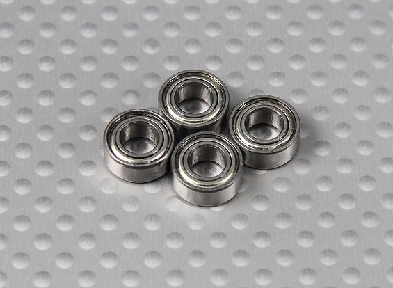Bearing (10x5x4mm) 1/10 Turnigy 4WD Brushless Short Course Truck (4pcs/Bag)