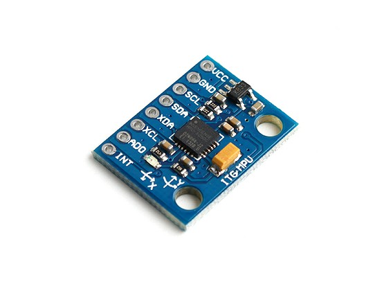 Kingduino MPU6050 3-Axis Gyroscope 3-Axis Accelerometer