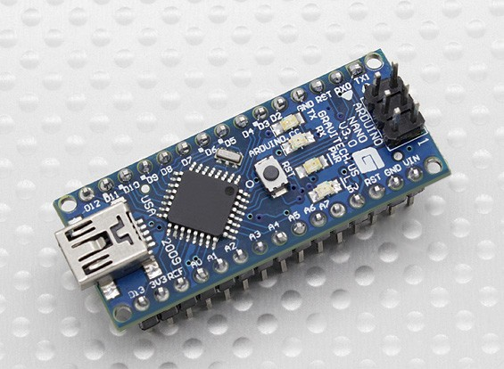 Kingduino Nano Interactive Media Controller AVR ATmega168P-AU
