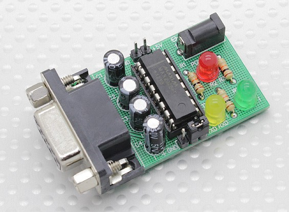 Kingduino GH-232 to TTL Adapter