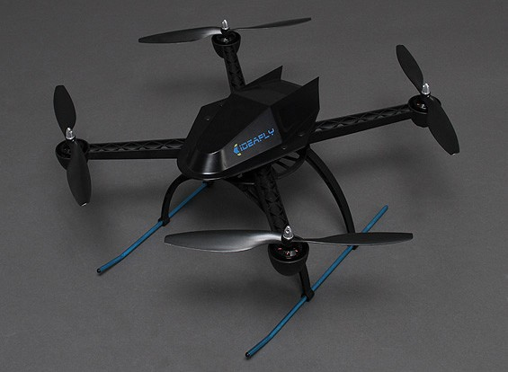 IDEAFLY IFLY-4 Quadcopter with Motor/ESC/Flight Controller (PNF)