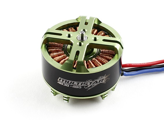 Turnigy Multistar 4830-480Kv 22Pole Multi-Rotor Outrunner