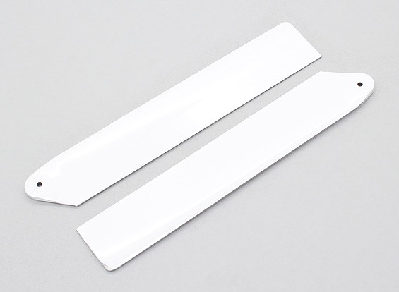 107mm Glass Fiber Main Blades for FBL100/MCPX Helicopter (2pcs/bag)