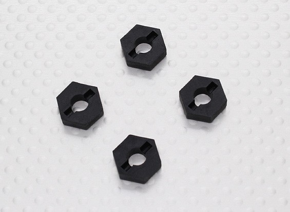 Wheel Hub - 1/10 Quanum Vandal 4WD Racing Buggy (4pcs)
