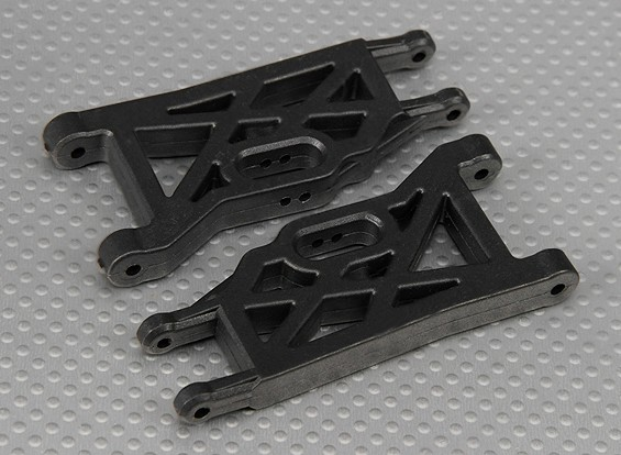 Front Lower Suspension Arm (L/R) 1/10 Turnigy Stadium King 2WD Truggy