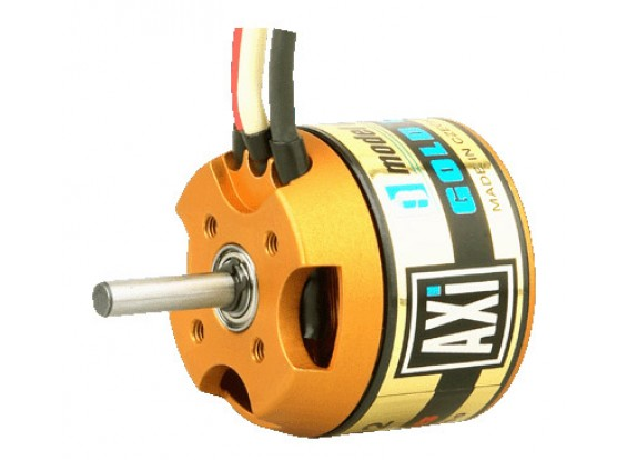 AXi 2814/10 GOLD LINE Brushless Motor