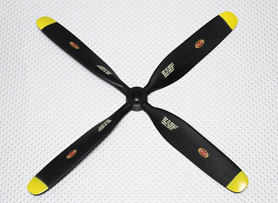 Durafly™ F4U/P-47/A-1 1100mm Replacement 4-Blade Propeller
