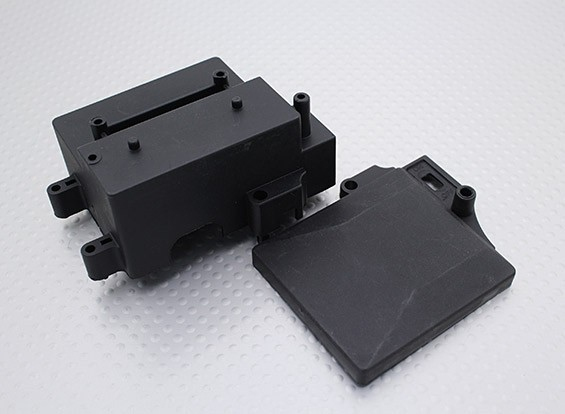 Receiver Case - 1/16 Turnigy 4WD Nitro Racing Buggy, A3011