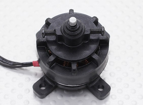 PM22M 28-22 Plastic Outrunner Motor 1350kv w/Integral X-Mount plus Prop Saver