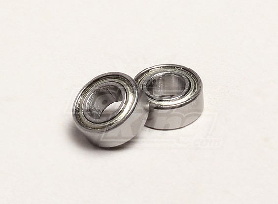 Ball Bearing 5x10x4mm (2pcs/bag) - Turnigy Trailblazer 1/8, XB and XT 1/5