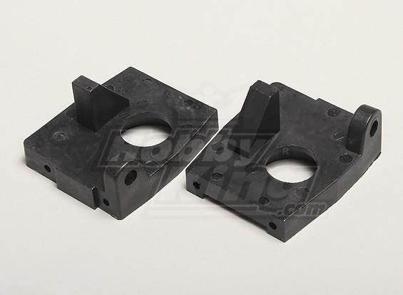 L & R Rear Gear Mount - Turnigy Twister 1/5