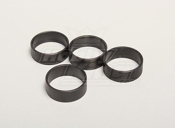 Nutech Wheel Sleeve (4pcs) - Turnigy Twister 1/5