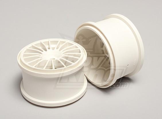 Nutech Wheel Rim (2pcs) - Turnigy Twister 1/5
