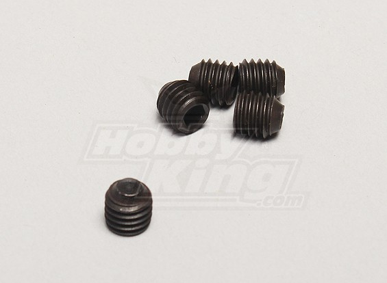 Grub Screw M5x5mm (5pcs/bag) - Turnigy Twister 1/5