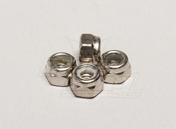 Nylon Lock Nut M3 - Turnigy Twister 1/5