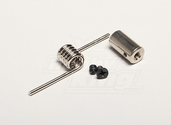 Exhaust Pipe Spring Set - Turnigy Twister 1/5
