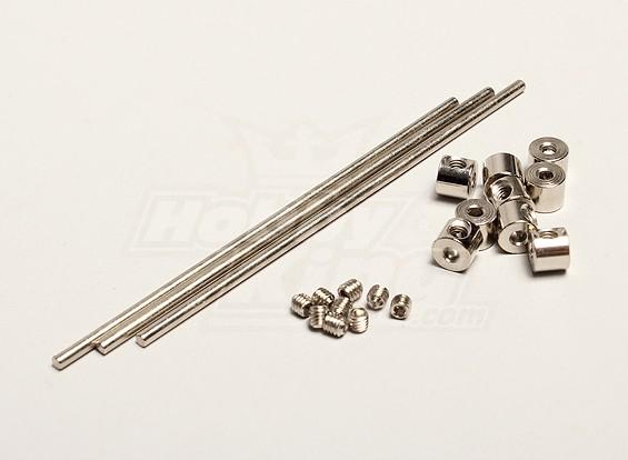 Nutech Brake Rod Set - Turnigy Titan 1/5