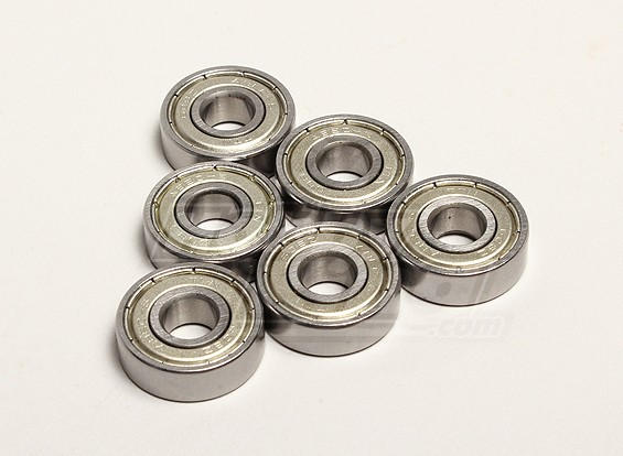Bearing 8*22*7 (6pcs) - Turnigy Titan 1/5
