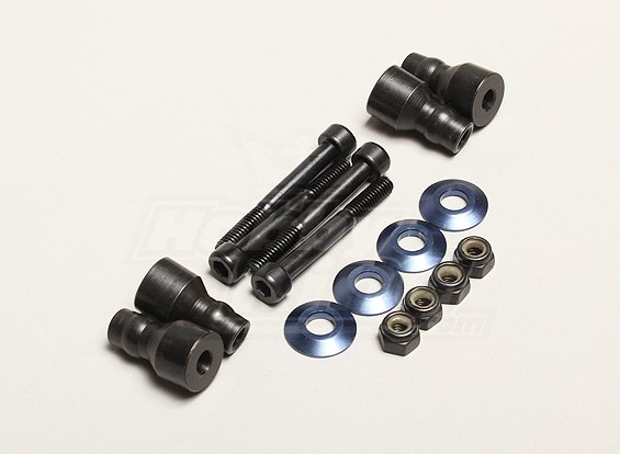 Upper Ball Head for Shock Absorber - Turnigy Titan and Thunderbolt 1/5