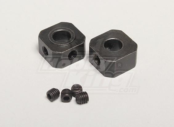 Nutech Wheel Rim Joint - Turnigy Titan 1/5