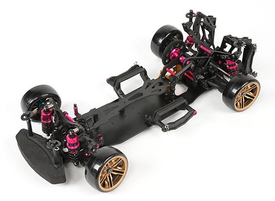 3Racing Sakura D4 RWD 1/10 Drift Car (Kit)