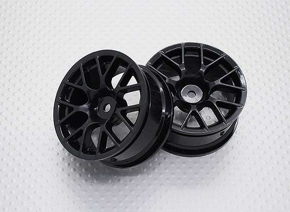 1:10 Scale High Quality Touring / Drift Wheels RC Car 12mm Hex (2pc) CR-CHNB