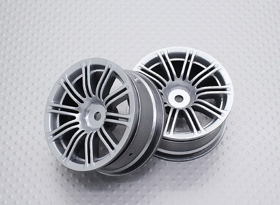 1:10 Scale High Quality Touring / Drift Wheels RC Car 12mm Hex (2pc) CR-M3S