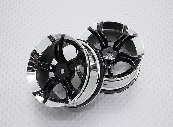 1:10 Scale High Quality Touring / Drift Wheels RC Car 12mm Hex (2pc) CR-MP4B