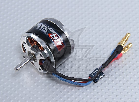 Turnigy Air Brushless Motor 3730 1000kv 3s 4s 580w