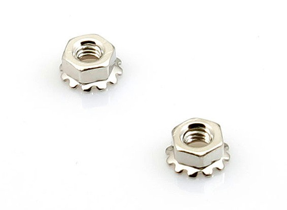 M3 Blocking Nut - 1/10 Turnigy GT-10X Pan Car (2pcs)