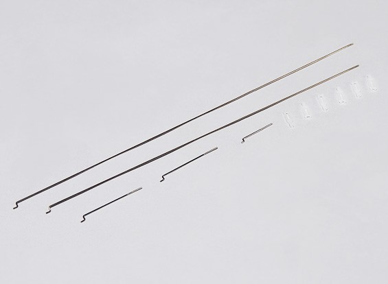 Boeing P-26A Peashooter 800mm - Replacement Pushrod Set
