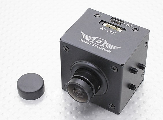 Boscam HD19 ExplorerHD Full HD 1080p FPV Video Camera with Integral Recorder
