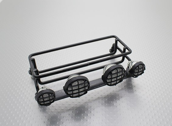 Crawler Luggage Tray with LED Lights