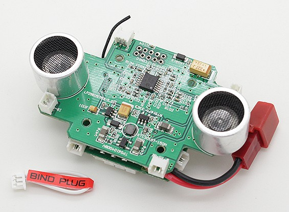 All-in-one Receiver Board - QR Infra X Micro Quadcopter