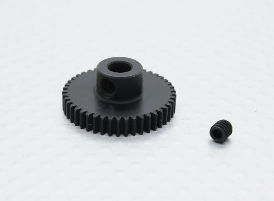 45T/5mm 48 Pitch Hardened Steel Pinion Gear