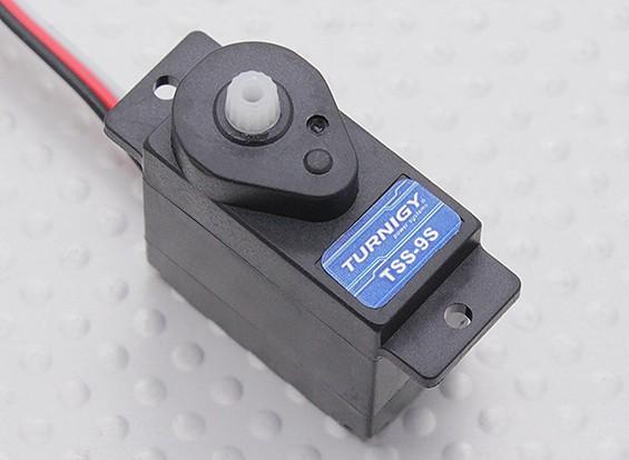 Turnigy™ TSS-9S Slow Flap Servo 1.2kg / 2.0sec / 9g