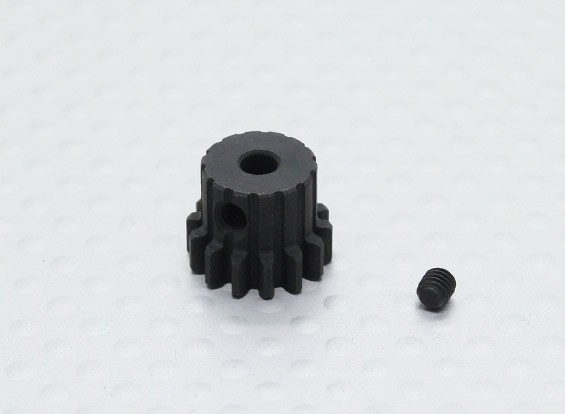 14T/3.17mm 32 Pitch Hardened Steel Pinion Gear