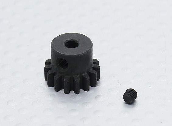 15T/3.17mm 32 Pitch Hardened Steel Pinion Gear