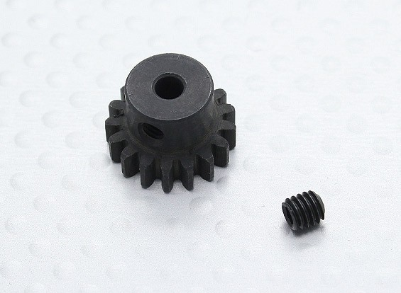 17T/3.17mm 32 Pitch Hardened Steel Pinion Gear