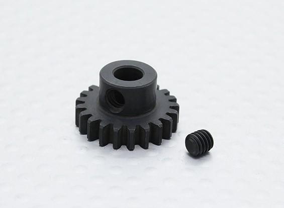 21T/5mm 32 Pitch Hardened Steel Pinion Gear