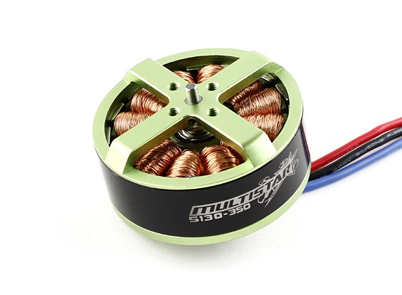 Turnigy Multistar 5130-350Kv 16Pole Multi-Rotor Outrunner