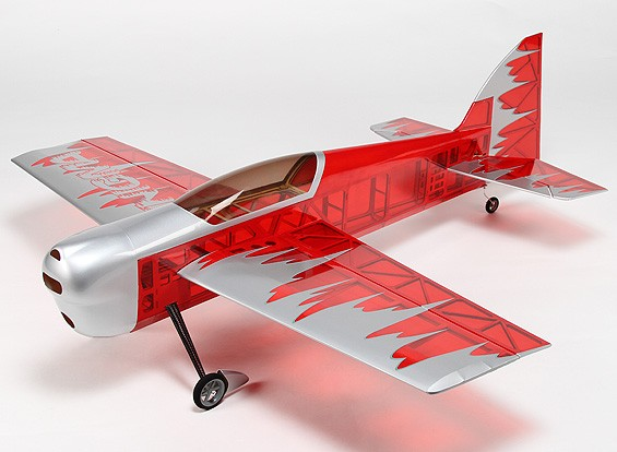 Thrust Vectoring Enigma 3D 960mm (ARF) - Red