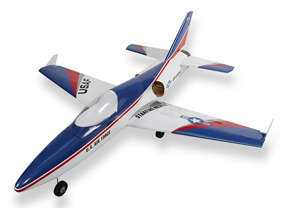 Starfire ME 2008 EDF Composite 1360mm (Kit)