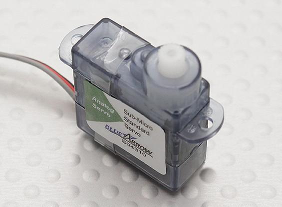 Arrow Micro Servo 20T 0.8kg / 0.12sec / 4.3g