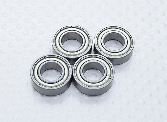 Ball Bearing (8*16*5) - Nitro Circus Basher 1/8 Scale Monster Truck, SaberTooth Truggy (4pcs)