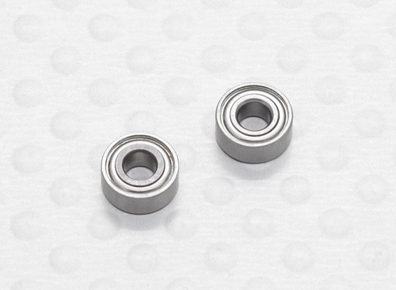 Main frame bearing - Walkera Super CP Micro 3D Helicopter (2pcs)
