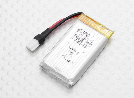 Walkera 350mAh 1S 22C Lipo Battery Pack (Suits QR Ladybird V2)