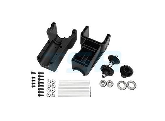TSA Infusion 700E Pro, 700N PRO - Tail Drive Gear Assembly